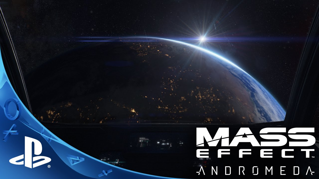 New Mass Effect Andromeda Trailer Marks N7 Day