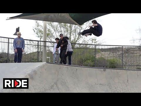Powell-Peralta | Santa Clarita Skatepark