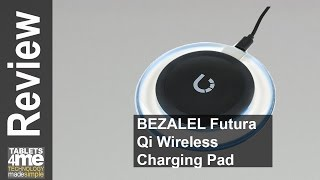 BEZALEL Futura Qi Wireless Charging Charger Pad
