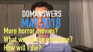 DomAnswers May 2018