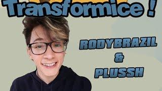 Transformice   Rodybrazil ft. Plussh Vanilla
