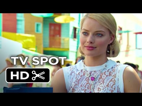Focus Extended TV SPOT - Getting Played (2015) - Margot Robbie, Will Smith Movie HD