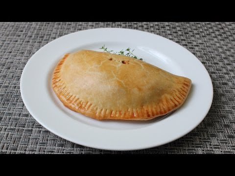 Cornish Pasty Recipe – Cornish-Style Meat Pies