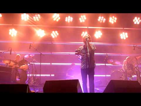 Radiohead - Lotus Flower HD (front row!) @ Roseland Ballroom 09-29-11