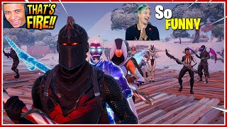 Fortnite   Fashion Show! Skin Competition! Best DRIP & EMOTES WINS!