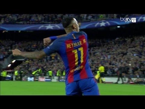Neymar Goal vs Manchester City l Barcelona vs Manchester City 4-0 All Goals And Highlights 720pHD