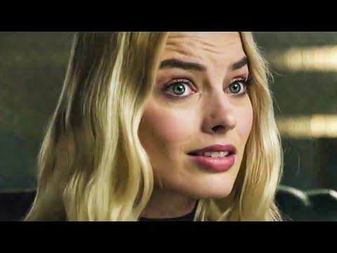 Video trailer för SUICIDE SQUAD Promo Trailer - Harley Quinn Therapy (Margot Robbie - 2016)