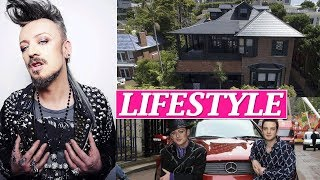 Boy George Lifestyle, Net Worth, Boyfriends, Song, Age, Biography, Family, Car, House, Facts, Wiki !