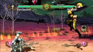 JoJo's: All-Star Battle [NA] Ranked Matches - HD
