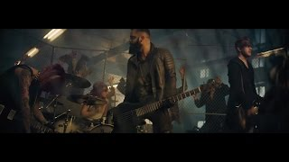 Skillet, Skillet - Back From the Dead (Official Video)