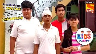 Tapu Sena To Follow Sachin's Footsteps | Tapu Sena Special | Taarak Mehta Ka Ooltah Chashmah