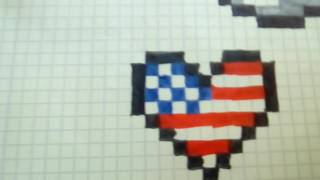 Comment faire un bonhomme en pixel art ?