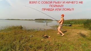 Рыбалка на рузском водохранилище в мае
