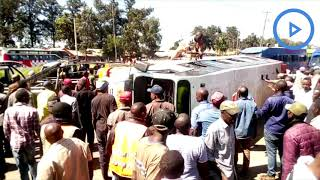 Road death toll hits nine - VIDEO