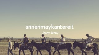 Musik-Video-Miniaturansicht zu Jenny Jenny Songtext von AnnenMayKantereit