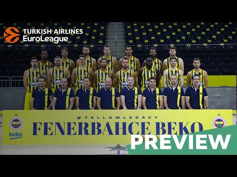 Fenerbahce builds stellar starting five: Season Preview