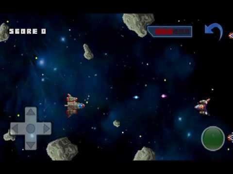 Video of Space War