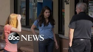 Underage Girls Try To Buy E-Cigarettes | What Would You Do? | WWYD