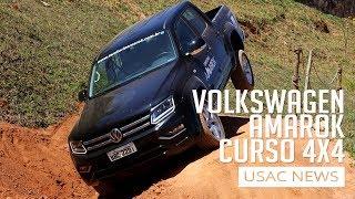 Curso Básico 4x4 Volkswagen Amarok