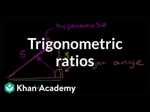 Download Basic Trigonometry | Basic Trigonometry | Trigonometry | Khan Academy HD Mp4 3GP Video and MP3