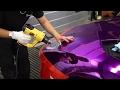 KSI Lamborghini gets wrapped Part 1