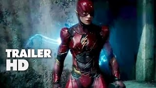 Justice League  Official ComicCon Trailer 2017  Ben Affleck Jason Momoa Movie HD