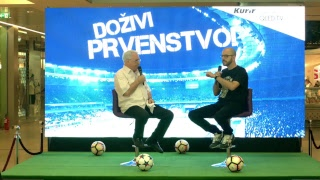 MILOJKO PANTIĆ O MEČU SRBIJA-ŠVAJCARSKA U STUDIU POSLE MEČA ARGENTINA-HRVATSKA! (KURIR TV)