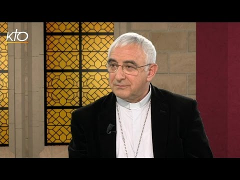Mgr Jean-Luc Hudsyn - Vicariat du Brabant wallon (Malines-Bruxelles)