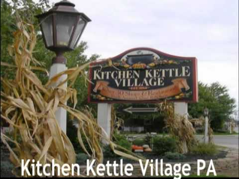 Video Pennsylvania Dutch Country Travel Guide, Lancaster PA Attractions