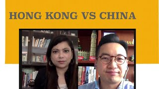 WHY IS #HONGKONG ANGRY I Smita Sharma Speaks To Alvin Yeung , Leader Civic Party/ Legislator