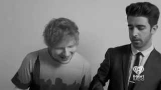 Ed Sheeran Covers 'Baby One More Time' & Raps | Artist Challenge