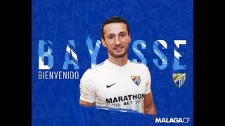 Baysse refuerza la defensa del Málaga