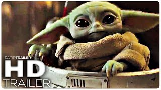 THE MANDALORIAN Season 2 Trailer (2020) Star Wars, Disney Series HD
