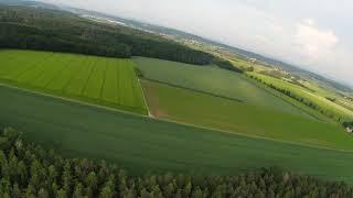 DJI FPV Drone footage - Afternoon Flight