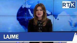 RTK3 Lajmet e orës 12:00 03.11.2019