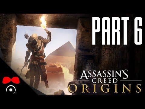 BITKA OŽRALŮ! | Assassin's Creed: Origins #6