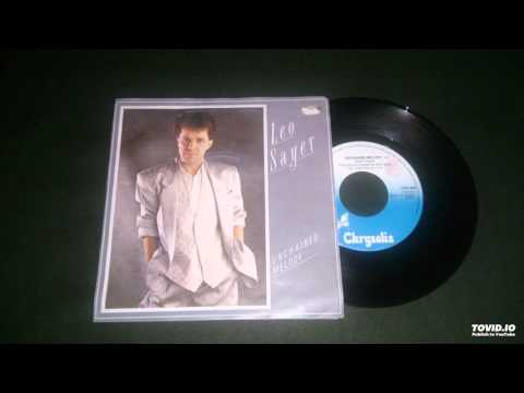 Leo Sayer - Unchained Melody (1985)