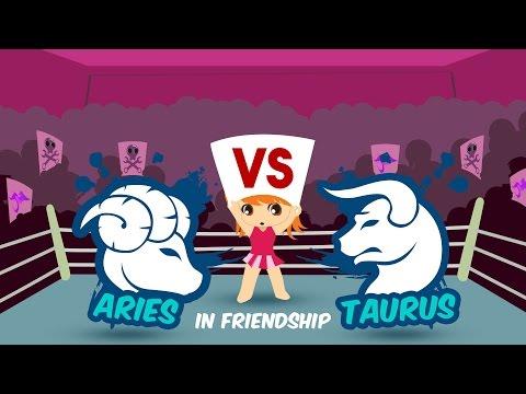 Video Zodiac Versus: Aries VS Taurus dalam pertemanan - Ramalan Bintang