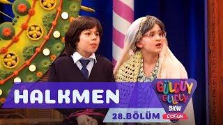 Güldüy Güldüy Show Çocuk 28. Bölüm Halkmen