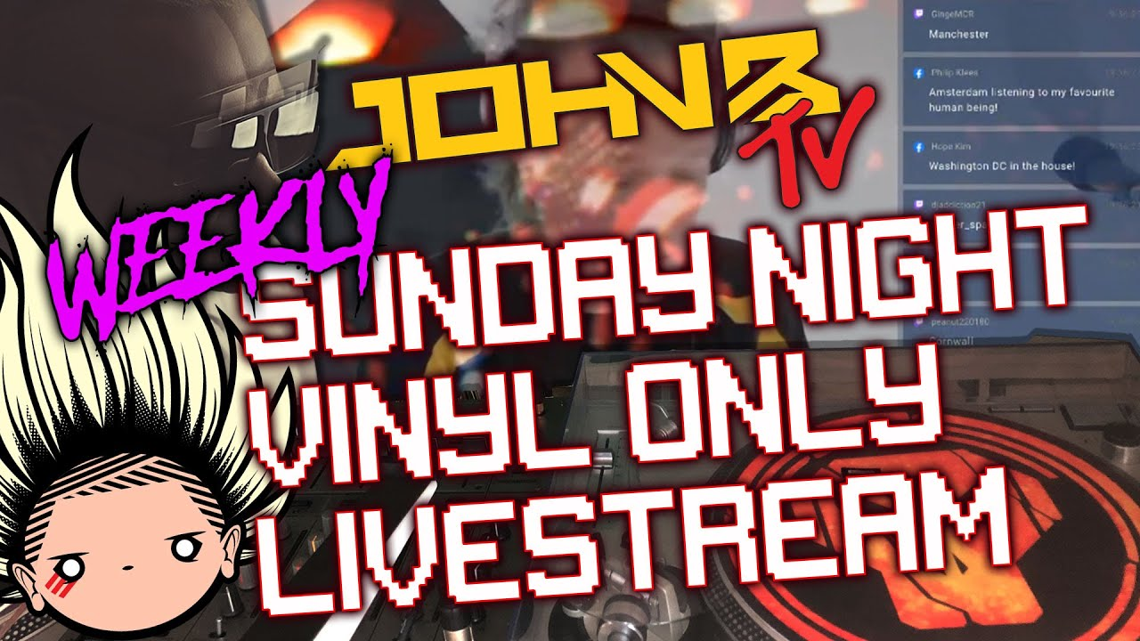 John B - Live @ Sunday Night Vinyl Sessions 007 2020