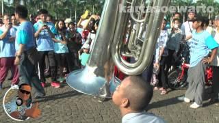STIP Jakarta Marching Band  Monas 2013 HD Video