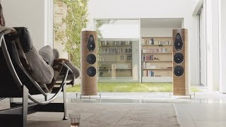 YouTube Video JsoDnKpdiC0 for Product Sonus faber Olympica Nova W Wall-Mount Loudspeaker by Company Sonus faber in Industry Loudspeakers