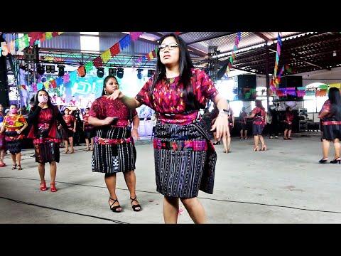 Convite Femenino 18 de Diciembre Chichicastenango 2020