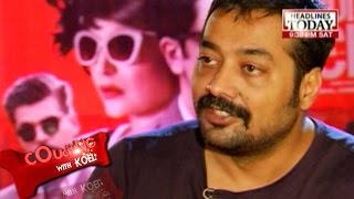 Couching With Koel Mediocrity Thrives On Indian Cinema Says Anurag Kashyap