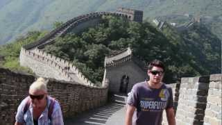 Videos van steden en landen als ecard, With an amazing tour of China with China Spree..