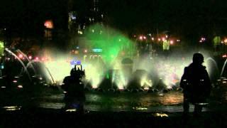 preview picture of video 'Mariánské lázně - Zpívající fontána [HD]'