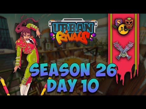 Urban Rivals EFC season 26, day 10: May day!!
