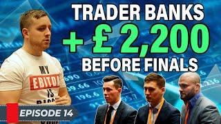 Real Forex Trader 2: Creating Successful Traders -  Trader Banks +£2,200 Profit!