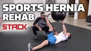 What Causes a Sports Hernia (And How to Avoid/Rehab It)