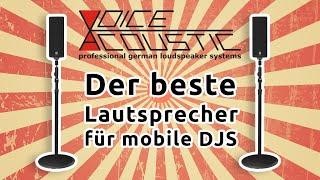 Score 5   Bester Lautsprecher für DJs!